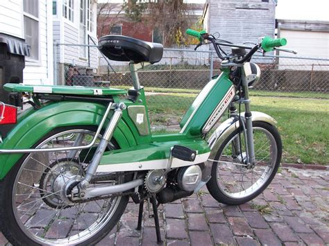 Peugeot Moped For Sale by 1978 Peugeot 103 For Sale