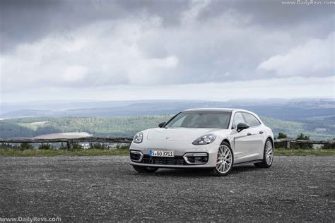 Porsche panamera is a 5 seater suv car available at a price range of rs. 2021 Porsche Panamera GTS Sports Turismo - Crayon - Dailyrevs