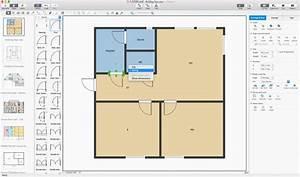 Someone Drawing Floor Plan Diagram