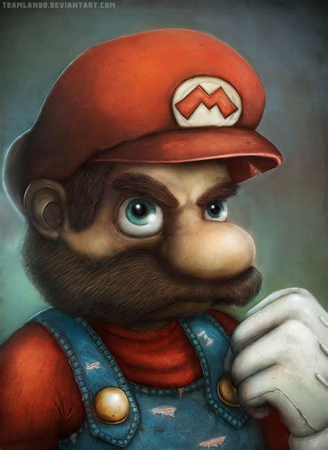 Hero Super Mario Bros By Thelandobros On Deviantart