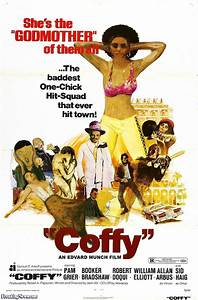 Coffy Film Poster by Edvard Munch Pictures