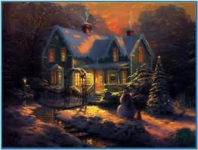 Animated Christmas Screensavers Free Download