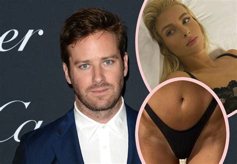 Armie Hammer's Ex Claims He Branded Her Like NXIVM - His ...