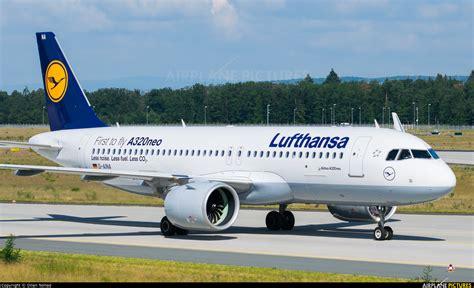 Daina  Lufthansa Airbus A320 Neo At Frankfurt  Photo Id