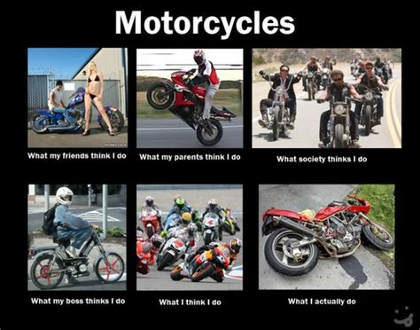 Made A Motorcycle Meme, So Enjoy