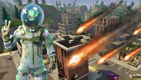 fortnite meteor hilarious discovery reveals epic trolling