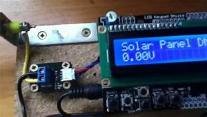 Mppt Solar Charge Controller  1 - Introduction And Voltage Measurement