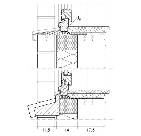 einbau fenster klinkerfassade 4 7 1 6 anschlusspunkt fenster architektenordner