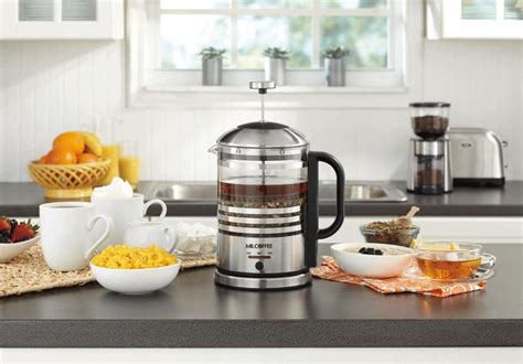 coffee french mr press electric kettle bvmc water amazon taste automatic