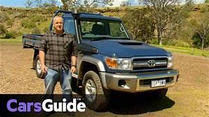 Toyota Landcruiser 70 Series 2016 Review