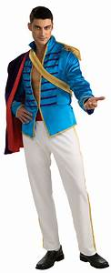 Prince Charming Adult Costume Pictures