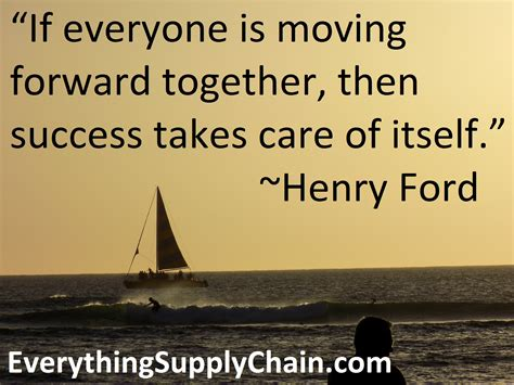 Teamwork Quote Great Business And Supply Chain Quotes With Great Pictures