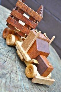 vintage wooden truck  cattle trailer  cheeky monkey