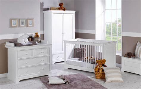 chambre d h e romantique chambre bébé complète mel