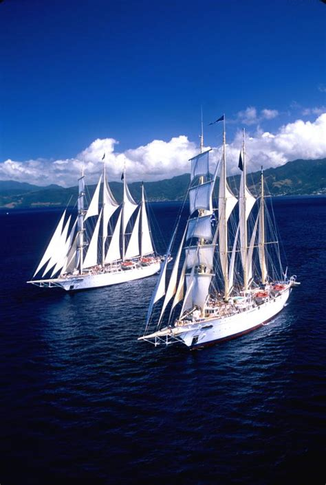 Star Clippers vessels: Royal Clipper - Star Clipper - Star