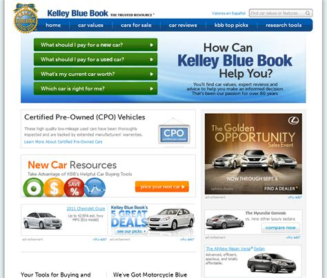 Blue Book Car Values New And Used Car Prices Kelley