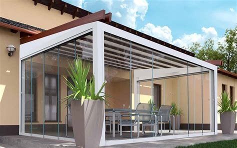 chiudere terrazza con vetro liare la casa chiudere il terrazzo chirenti giardini