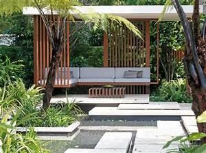 deco jardin terrasse exotique With lovely idee de terrasse exterieur 4 photo suivante