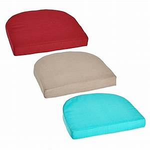 outdoor forsyth chair cushion bed bath beyond With bed bath and beyond gel cushion