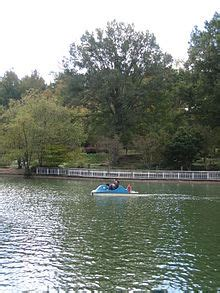 Paddle Boats Pullen Park by Pullen Park