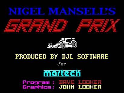 Nigel Mansell Prix Grand