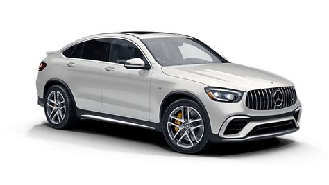 Is amg's rapid glc 63 suv the answer to your prayers, or to a question nobody's asking? 2021 AMG GLC 63 S 4MATIC+ Coupe | Mercedes-Benz