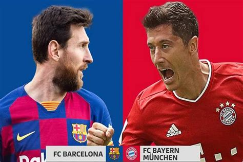 Can he have as prolific a weekend as messi now has 25 goals in 23 career games vs. Skor Lionel Messi vs Robert Lewandowski, Siapa Lebih Kejam ...