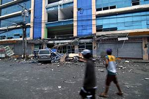 Nighttime quake in Philippines kills at least 3, injures 80