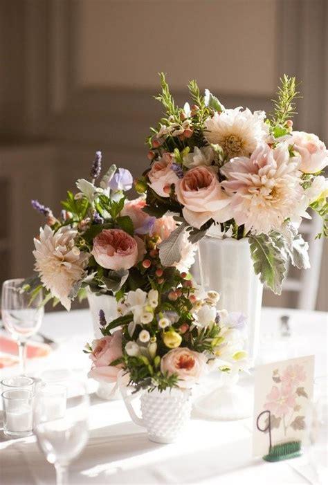 ideas  peonies wedding centerpieces