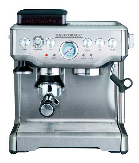 kaffeemaschine siebträger test espressomaschinen im test siebtr 228 ger kaffeemaschine