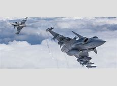 Gripen The Smart Fighter Saab