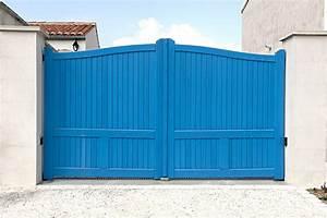 Installer Un Portail : 10 conseils pour installer un portail battant ~ Premium-room.com Idées de Décoration