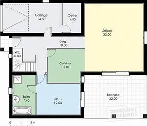 maison mediterraneenne 3 detail du plan de maison With plan de maison gratuit 3 comment faire un plan d une maison