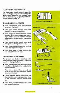 Singer 513 Instructions Sewing Machine Instruction Manual