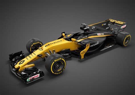 Renault Sport F1 by Renault Sport F1 Onthult Nieuwe Rs17 Topgear Nederland