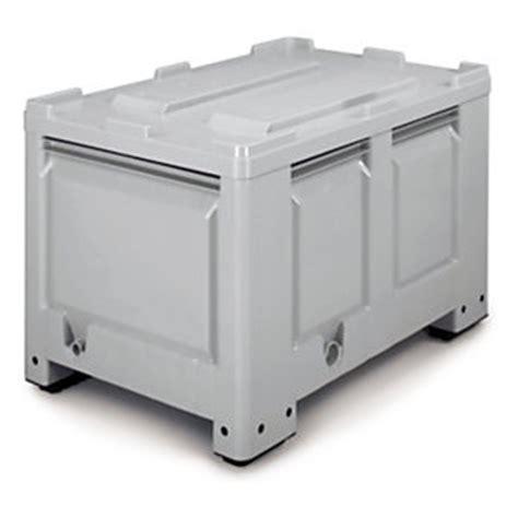 caisse bureau syst m caisse palette quot big box quot schoeller arca systems stockage