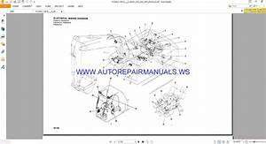 Komatsu Pc200-6 Pc250lc-6 Electrical Wiring Diagram Manual