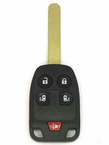 Honda Odyssey Remote Start Instructions