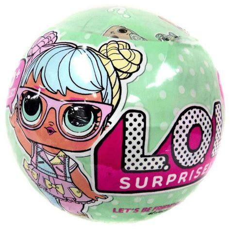 boneca lol lol surprise doll serie  candide