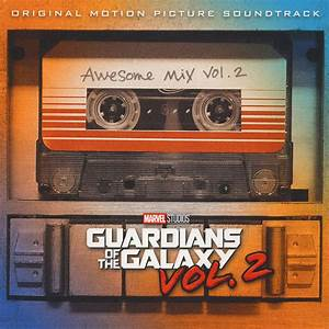 V A Ost Guardians Of The Galaxy Awesome Mix Volume 2