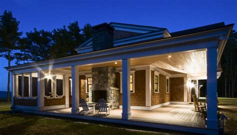 house plans with large porches house plans rustic style covered porch home design with