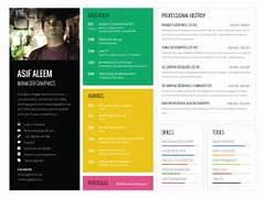 Landscape One Page Resume Template By Asif Aleem Dribbble One Page Resume One Page Resume Template One Page Resume Examples New Resume Format One Page Ca49f2b92 Sample 1 Page Resume One Page Resume Examples Flickr Photo Sharing