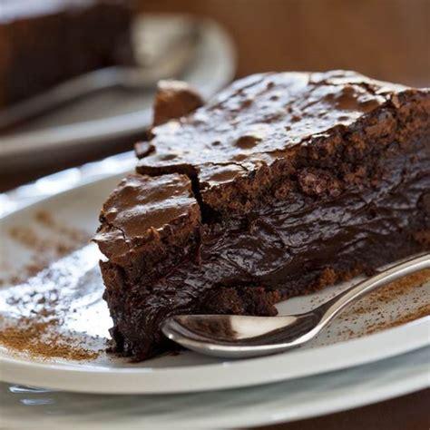 cuisine sans farine recette fondant au chocolat sans farine
