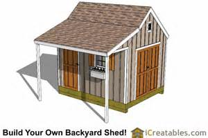 10x12 shed plans with porch cape cod shed new shed icreatables