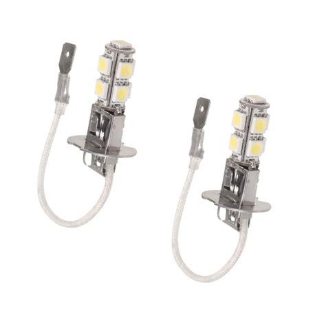 h3 led fog light bulbs 2x h3 9 led 12v fog light bulbs driving lights replacement