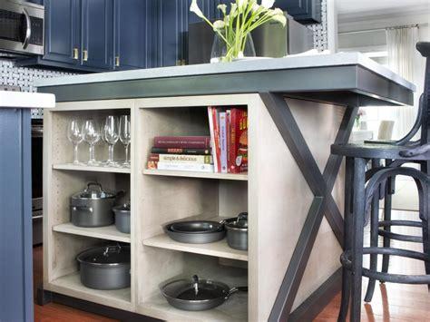 storage island kitchen pack storage and style into a kitchen hgtv 2558