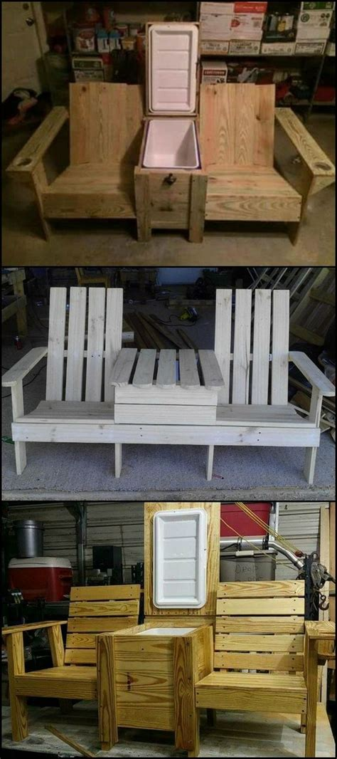 plans  recycled pallet furniture pallet ideas