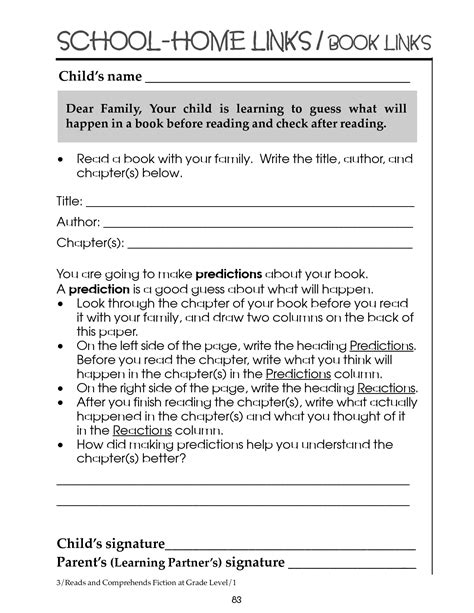 15 best images of reading worksheets grade 3 reading