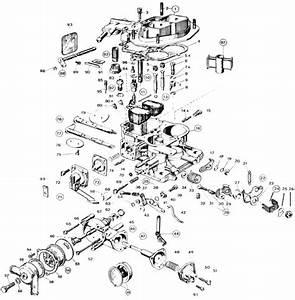 Weber 32  36 Dfav  Dfev Parts Diagram