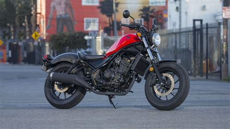 2018 Honda Rebel 300 / Rebel 500